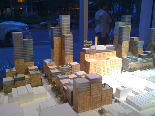 "The Model of ""New Domino"" at the AIA"
